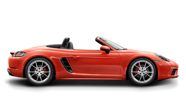 Porsche The new 718 Boxster S - Technical Specs
