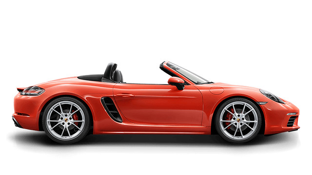 porsche the new 718 boxster s