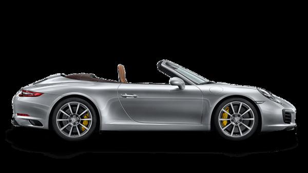 Porsche 911 Carrera S Cabriolet - Technical Specs