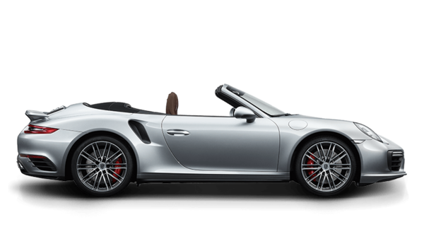 Porsche 911 Turbo Cabriolet - Technical Specs