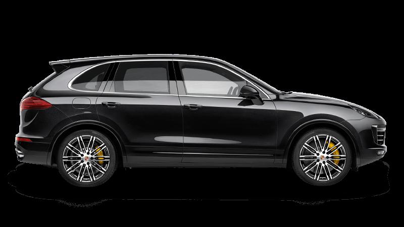2018 Porsche Cayenne Pictures
