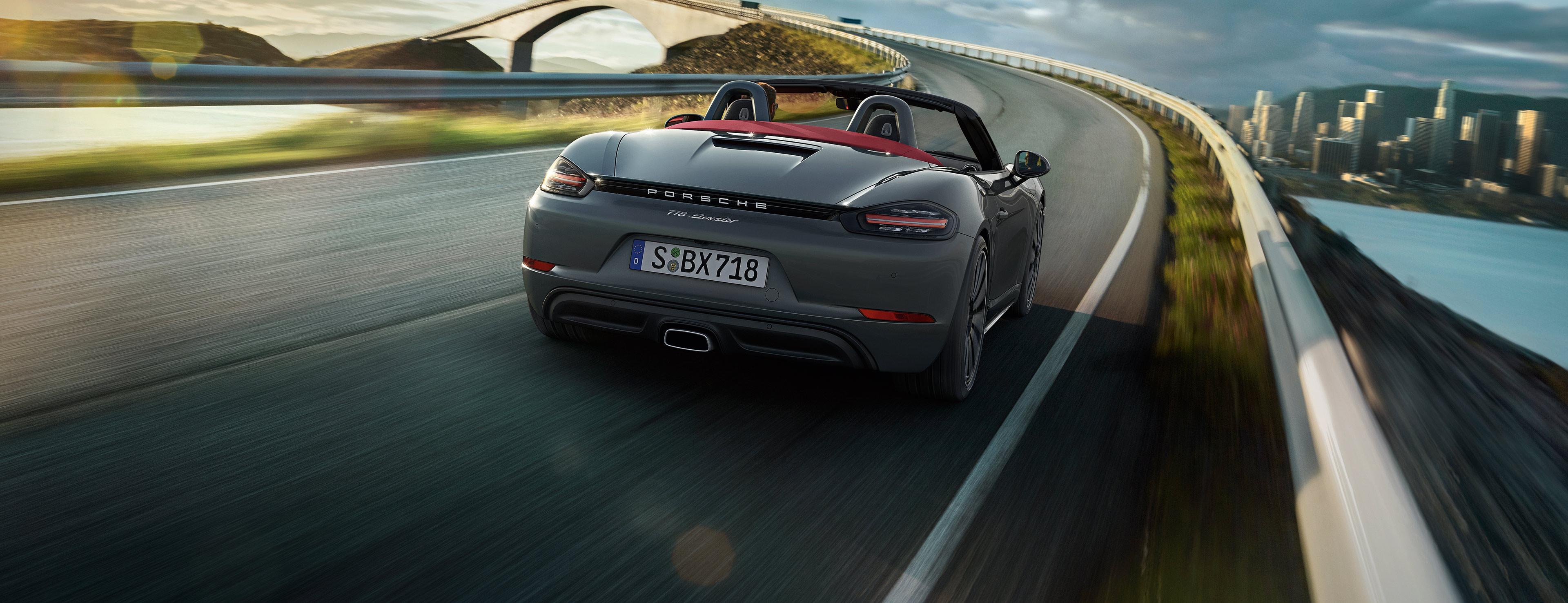 Porsche 718 Boxster Models Porsche Usa
