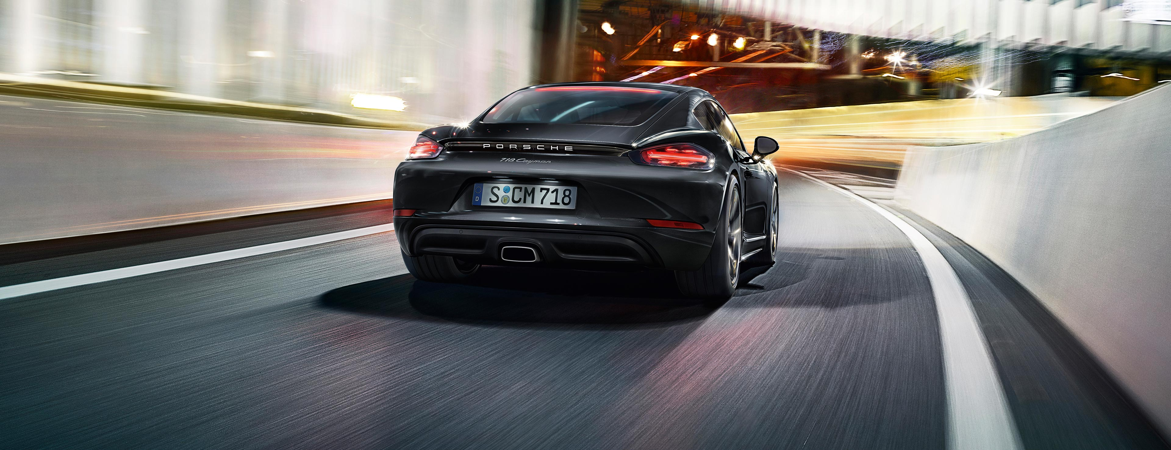 Porsche 718 Cayman Porsche Middle East