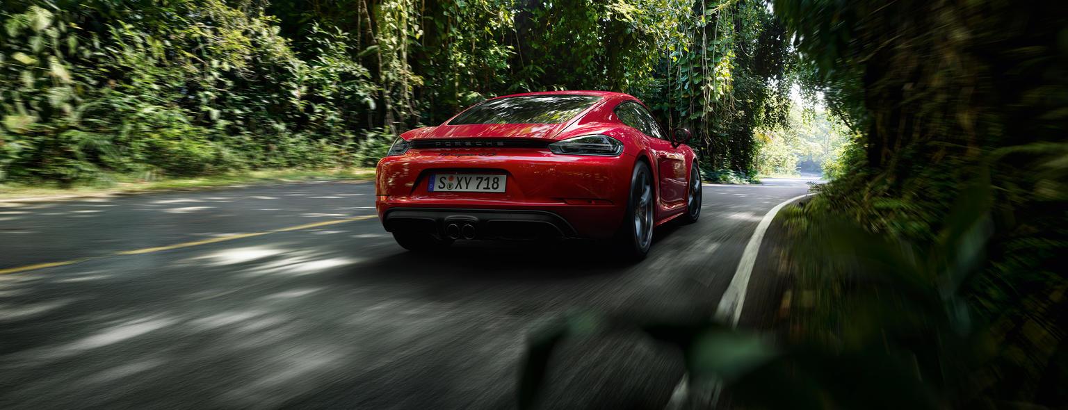 Porsche - 718 Cayman GTS -