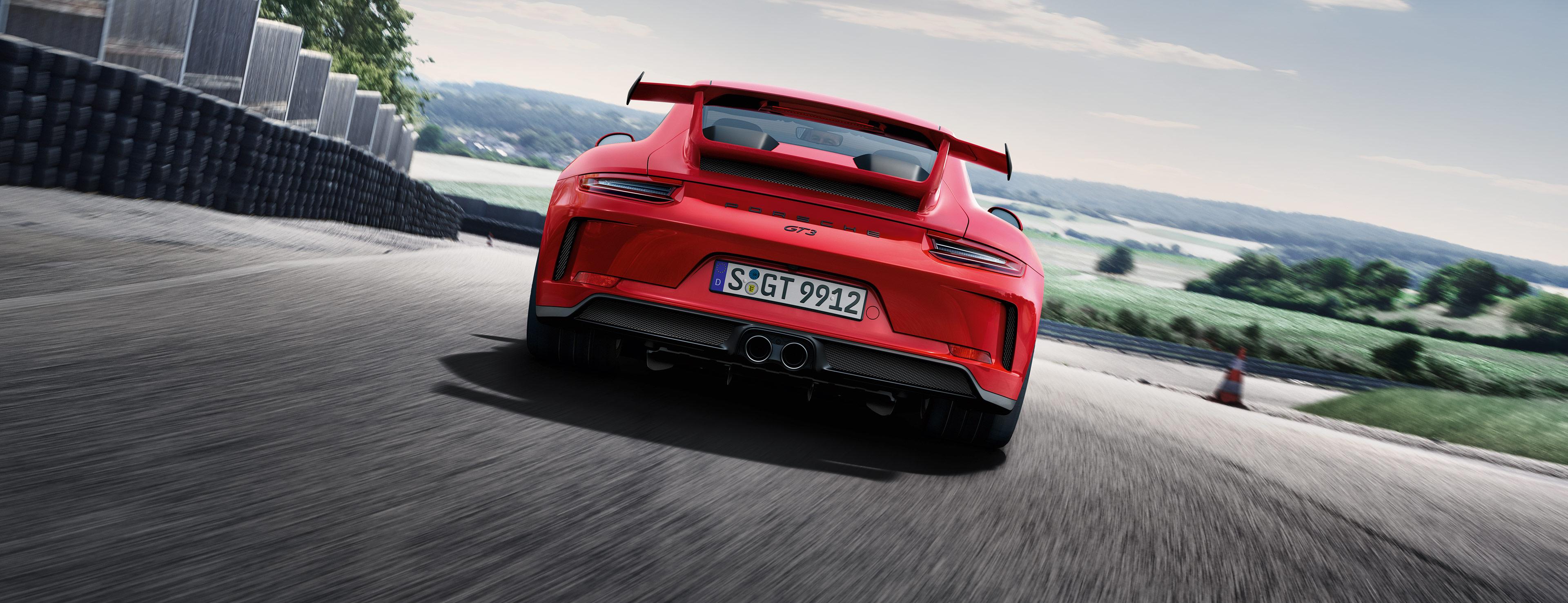 Porsche Driving Experience >> Porsche 911 GT3 Modelle - Porsche Deutschland