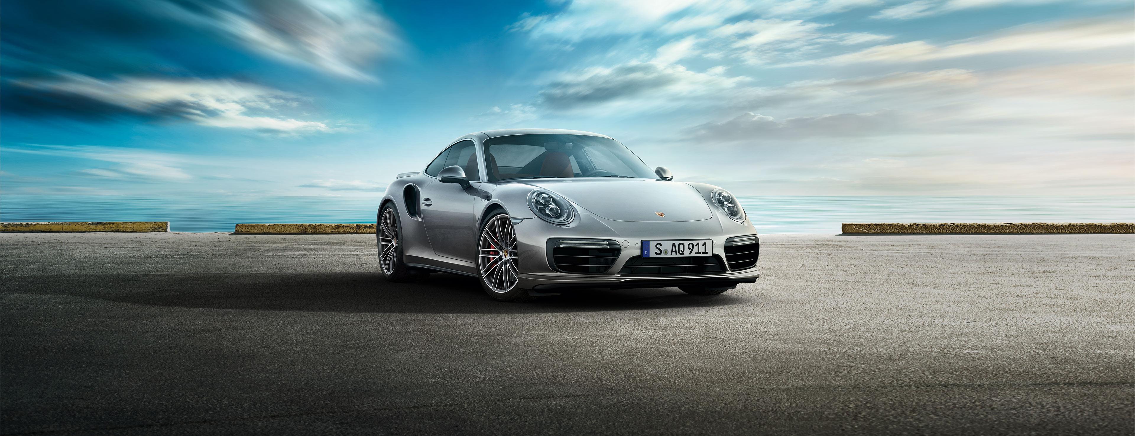 Porsche 911 Turbo Porsche Ag