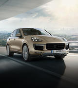 Porsche Cayenne Turbo Models