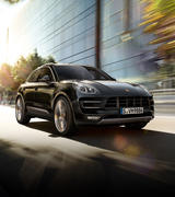 Porsche Macan Turbo Modellen