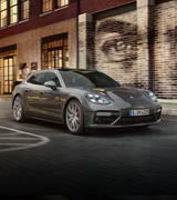 Porsche Panamera Modellen