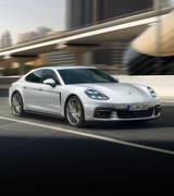 Porsche Panamera E-Hybrid Models