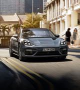 Porsche Panamera Turbo Modellen