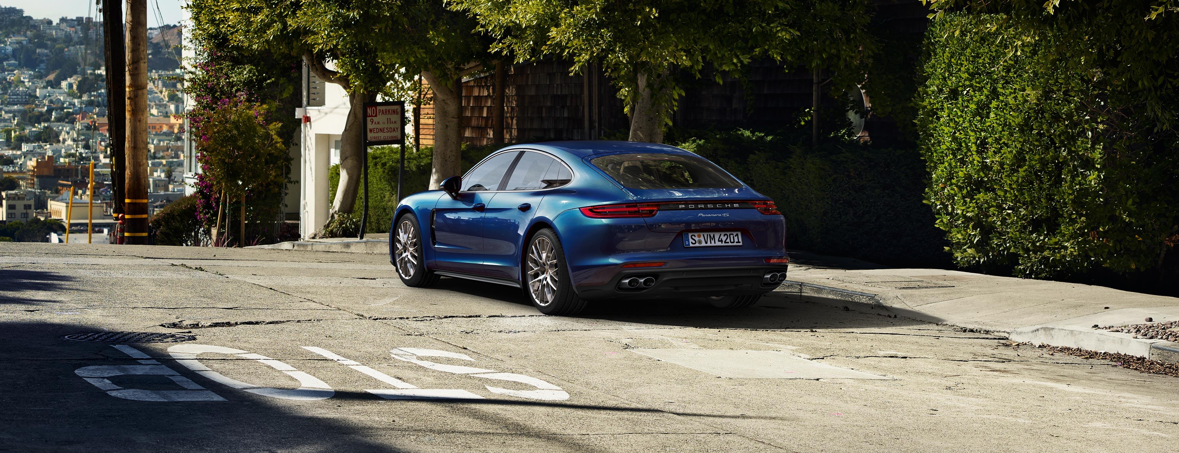 Porsche Panamera Models Porsche Usa