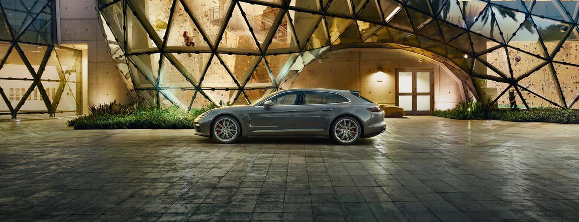 Porsche Panamera Turbo Models  Porsche AG