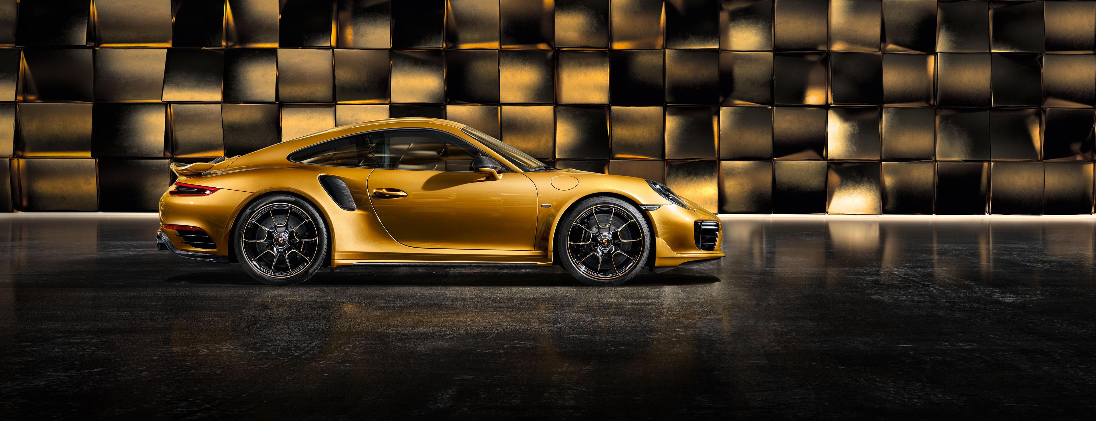 Porsche 911 Turbo S Exclusive Series Porsche Usa