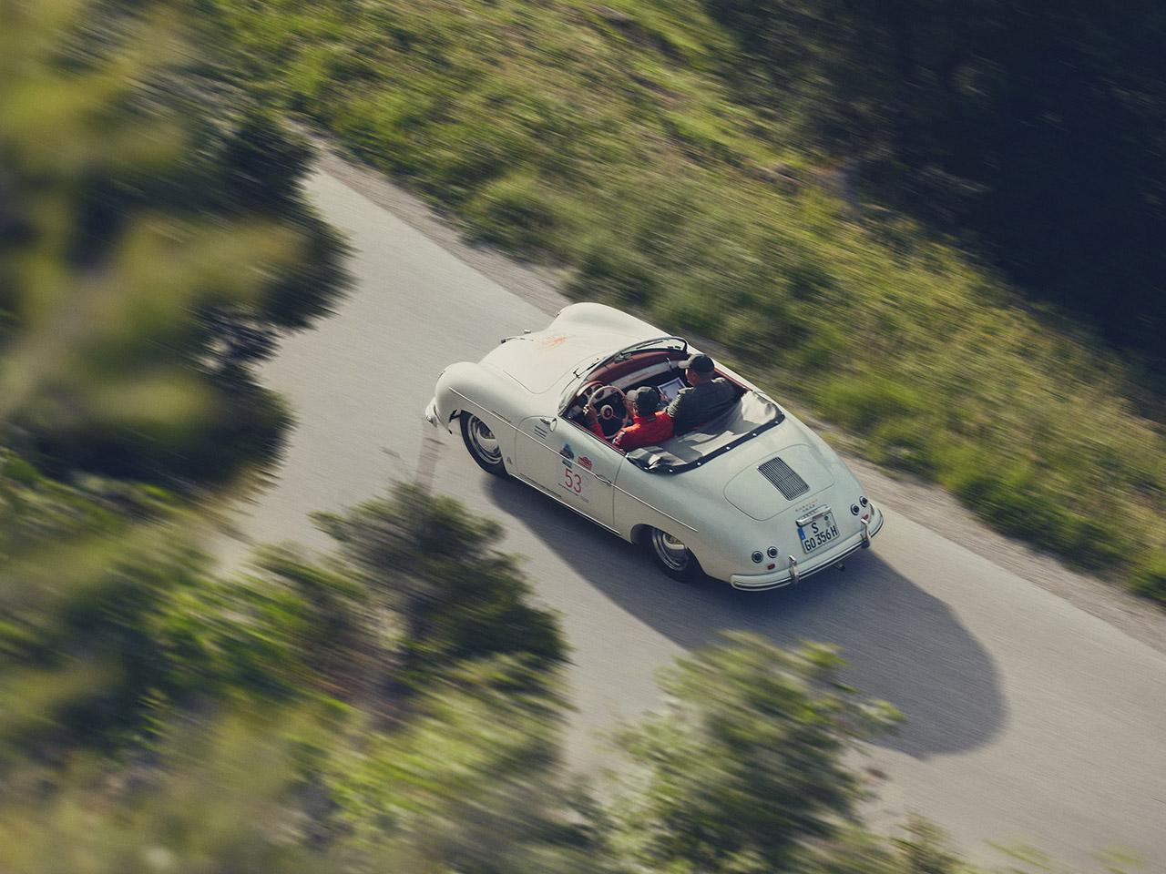 Porsche Style in der Steiermark.
