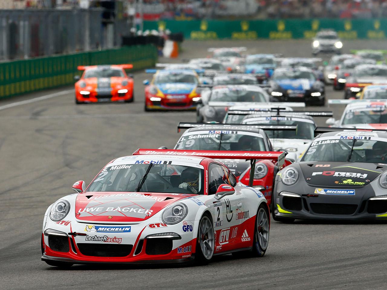 Porsche 25 years Porsche Supercup.