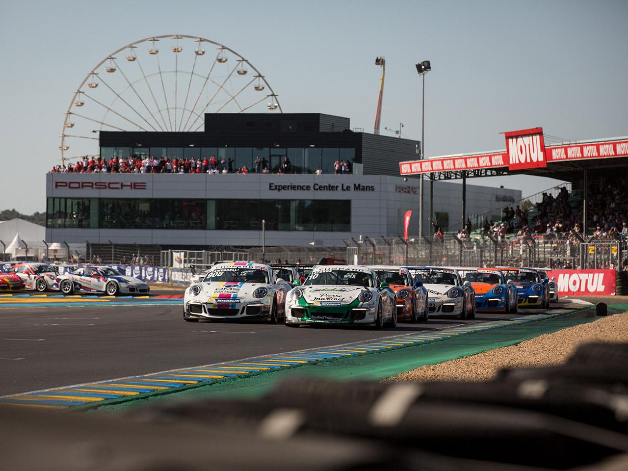 Porsche Porsche Carrera Cup Le Mans