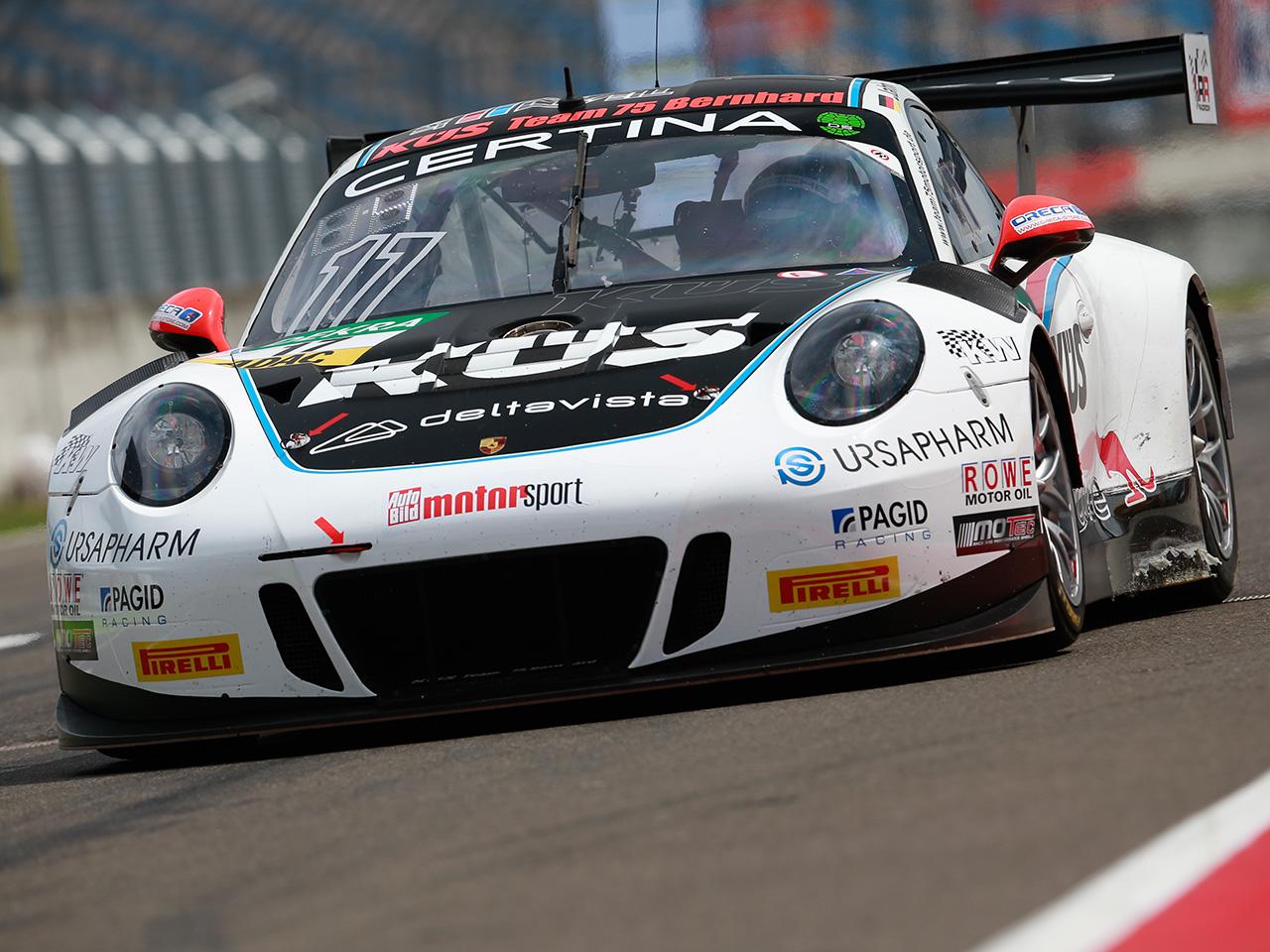 Porsche Timo Bernhard's Team75 Motorsport