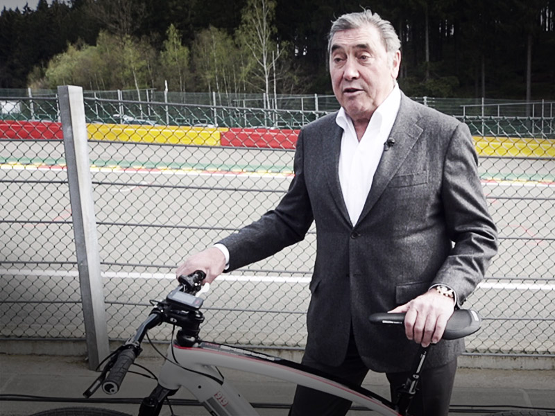 Porsche Endurance People: Eddy Merckx