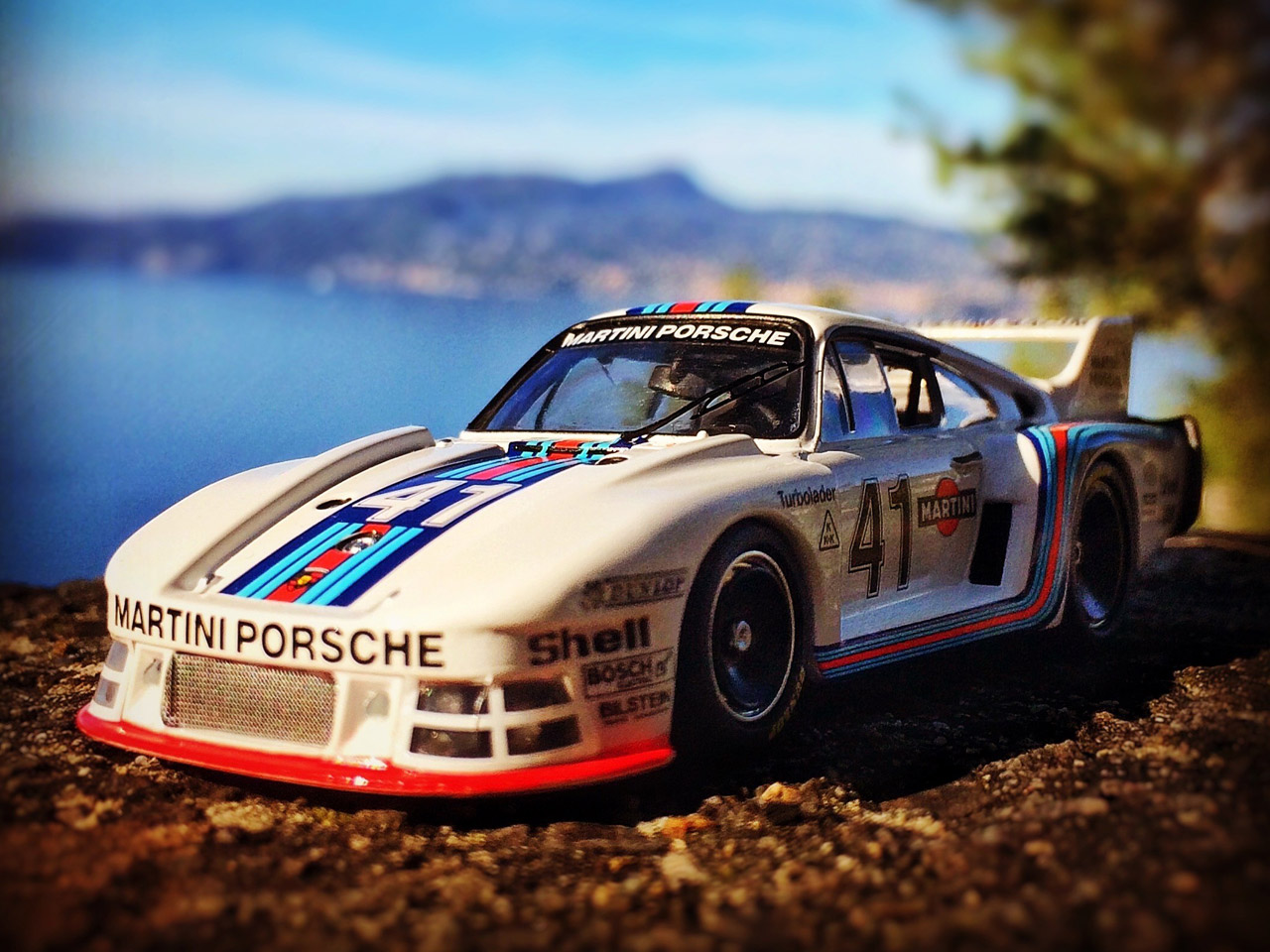 Porsche Tremendous fascination
