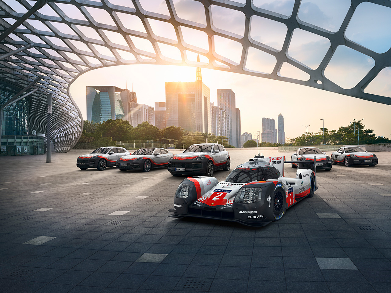Porsche 919 Hybrid: End of an era. Birth of a legend.