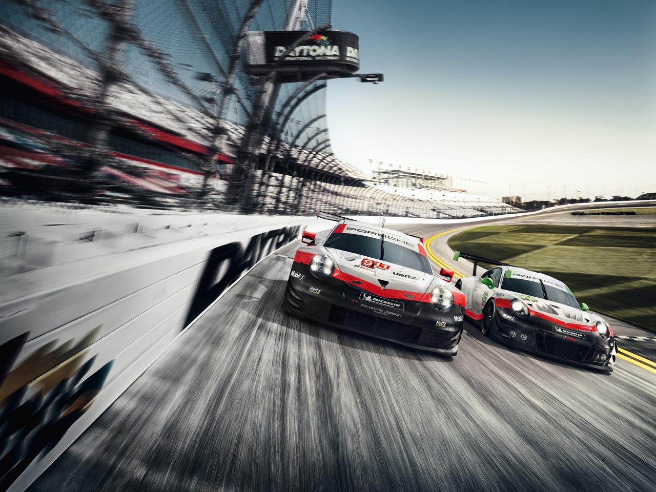 Porsche Preview: Motorsports Season 2018/2019