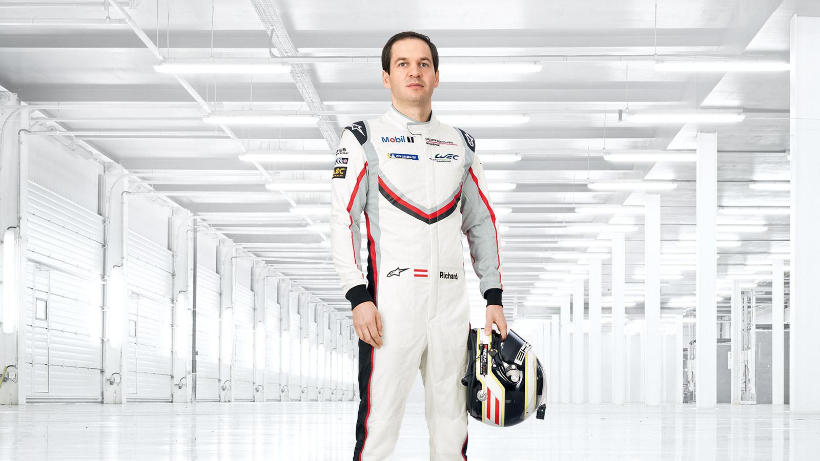 Porsche - Richard Lietz Car No. 91