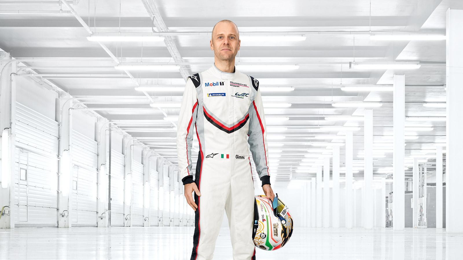 Porsche - Gianmaria Bruni Car No. 91