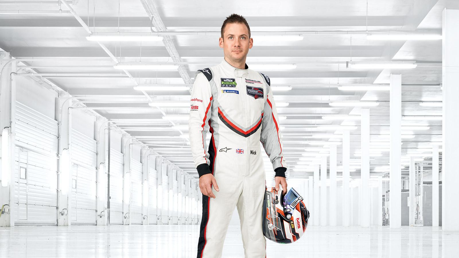 Porsche - Nick Tandy Car No. 93