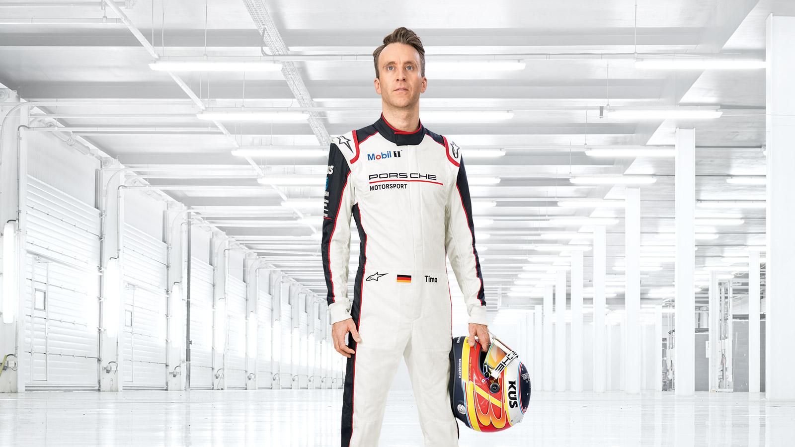 Porsche - Timo Bernhard Car No. 94