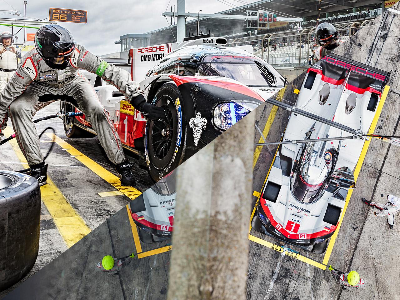 Porsche FIA WEC 6h of Nürburgring.
