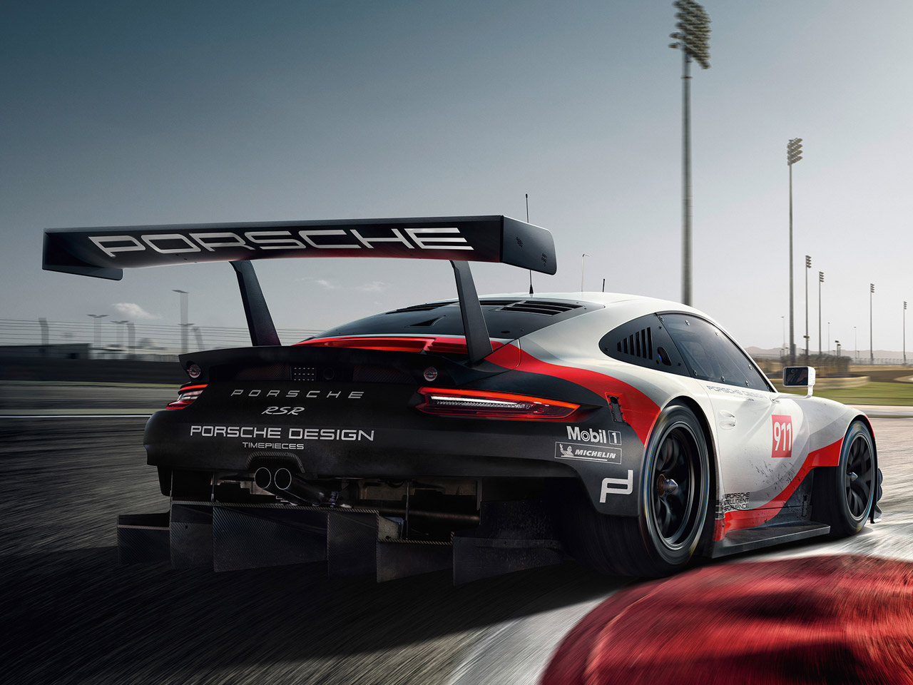 Porsche Porsche´s motorsport year 2019. A look ahead.