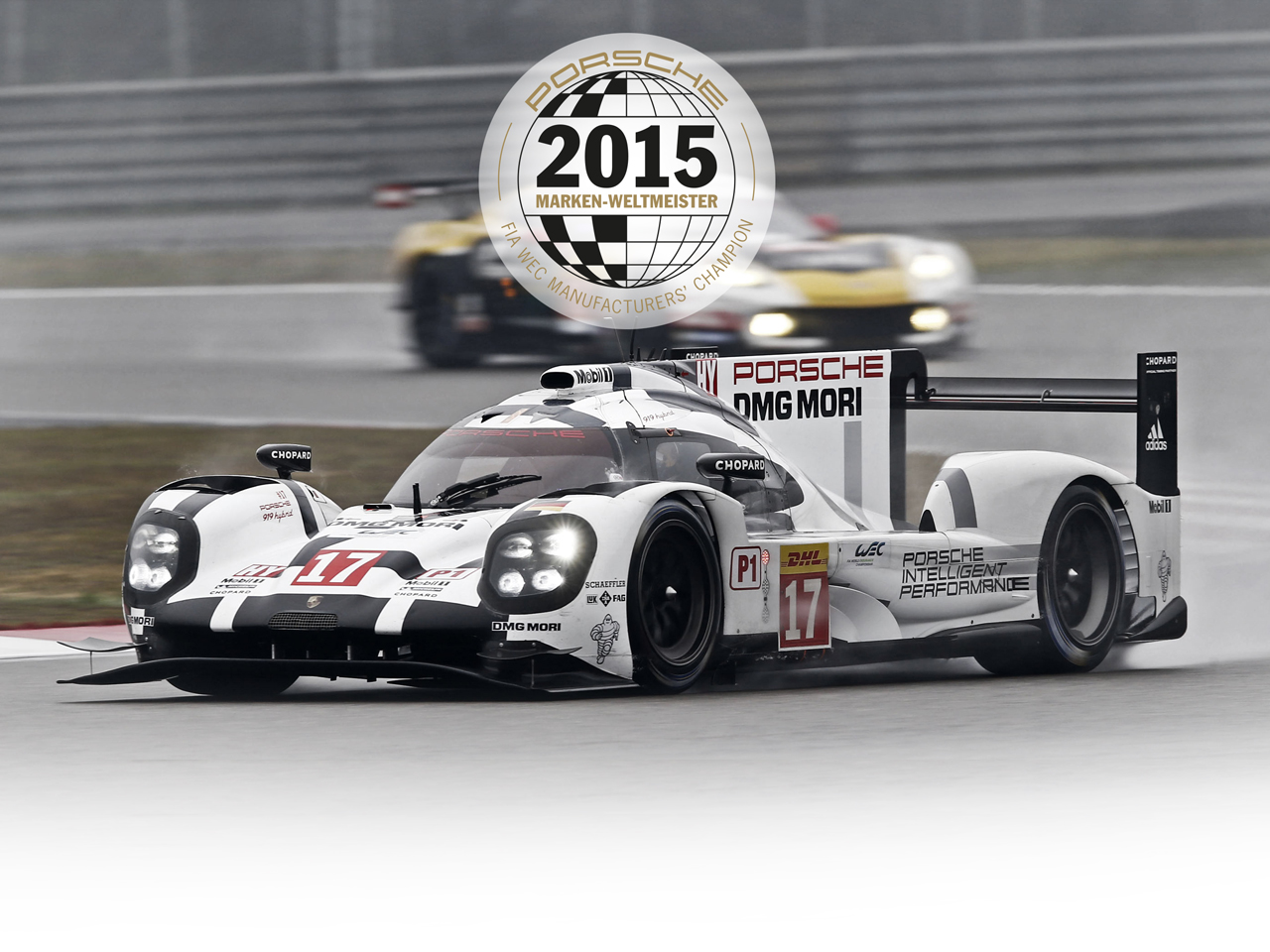 Porsche FIA WEC 6h of Shanghai: Porsche secures World Championship title by another one-two win