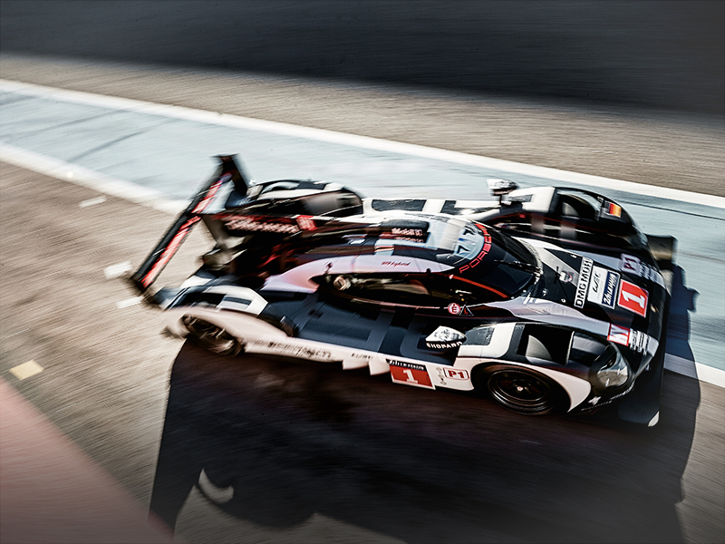 Porsche Ready for the FIA WEC 2016