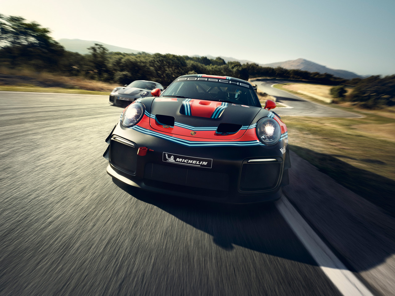 Porsche Second. To none. - The new 911 GT2 RS Clubsport