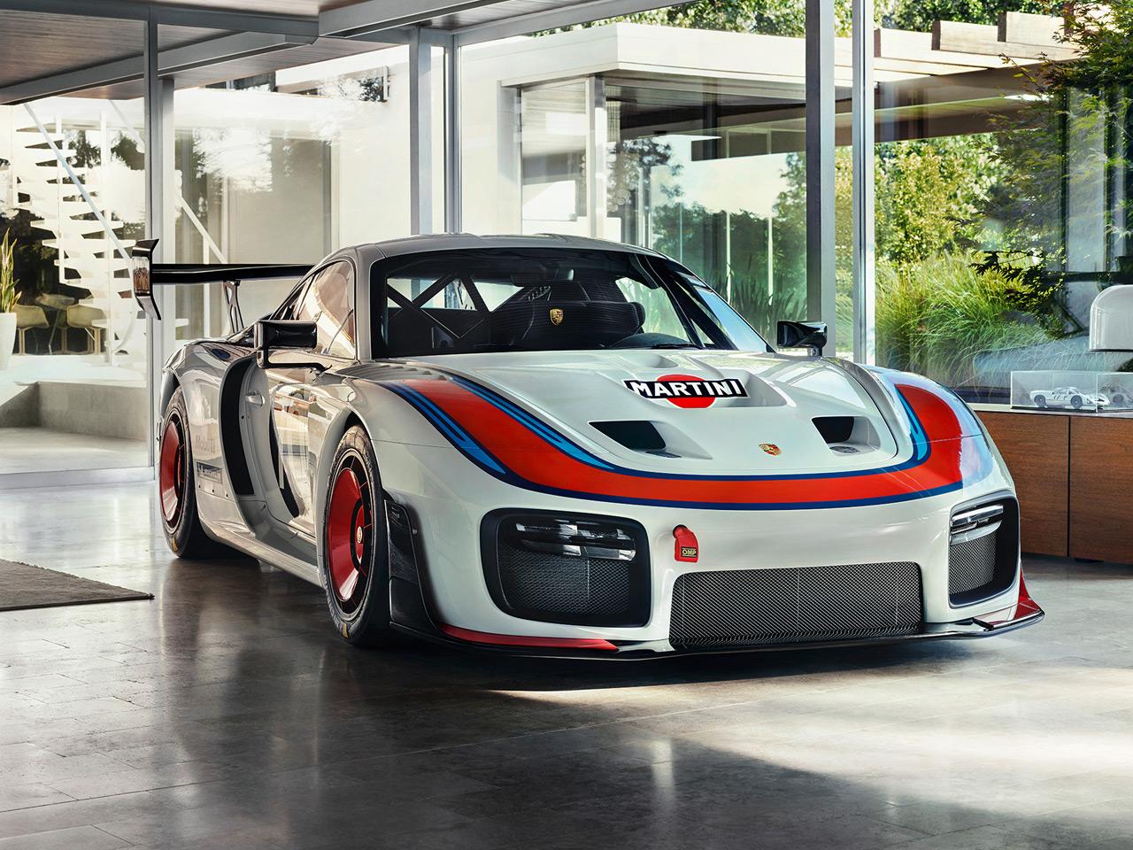 Porsche The new 935