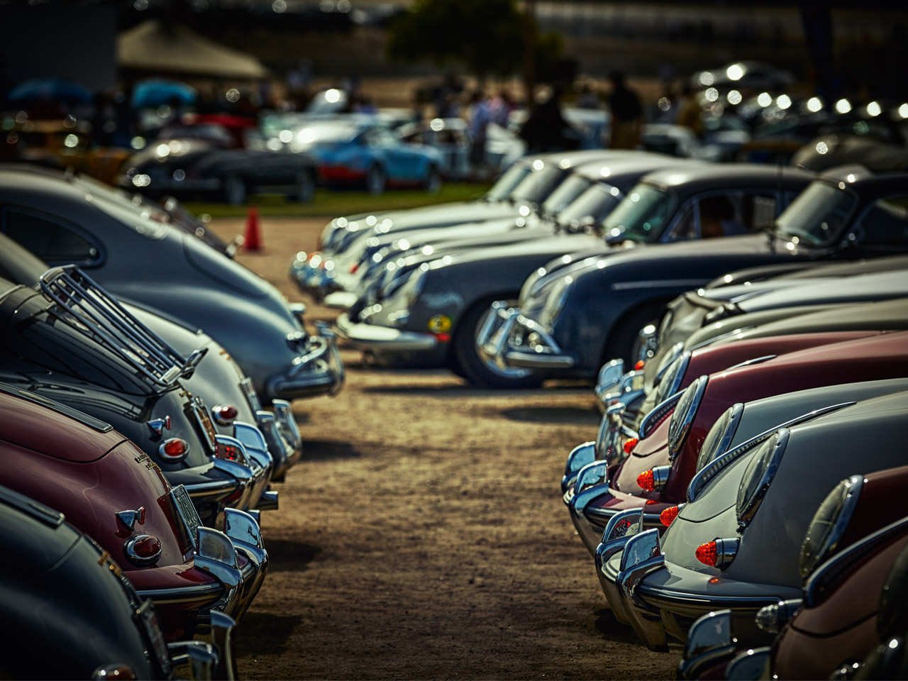 Porsche Rennsport Reunion VI: Family Reunion in California