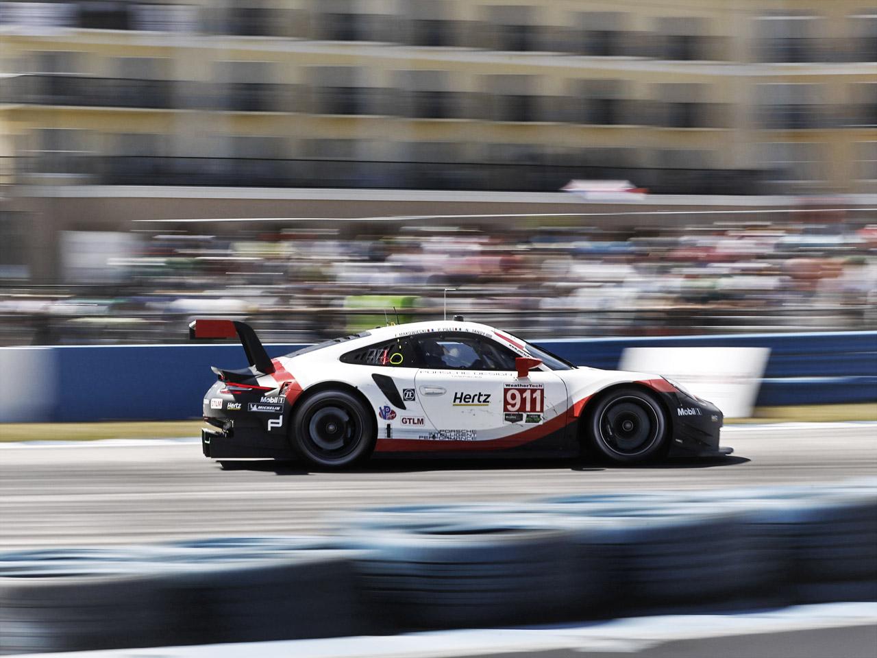 Porsche Ein Herzschlagfinale