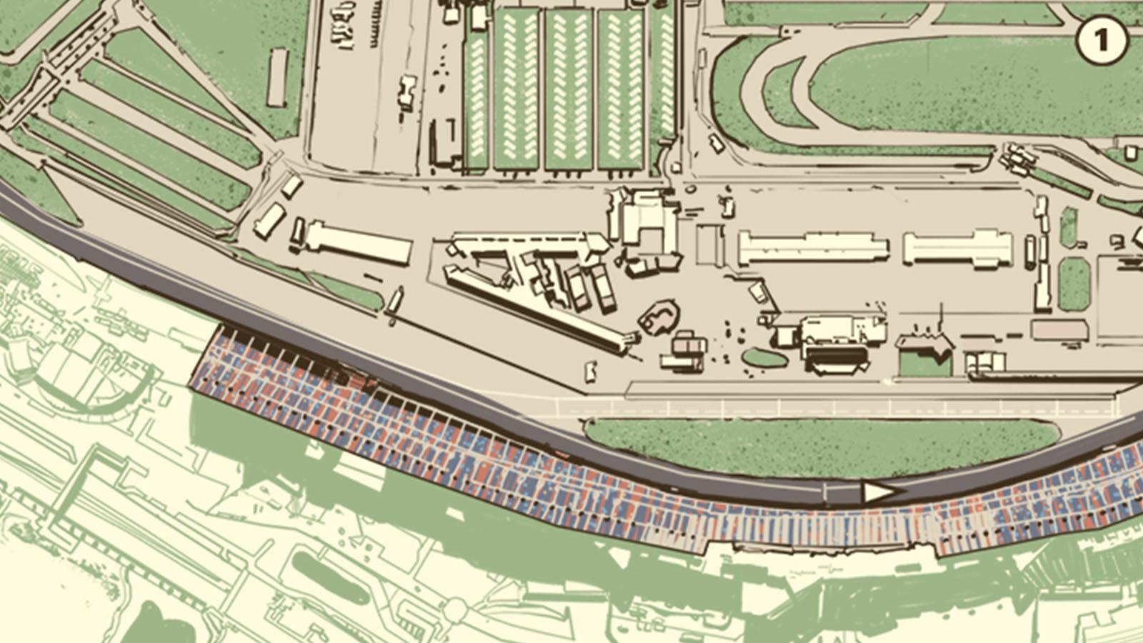 Porsche - Section 1