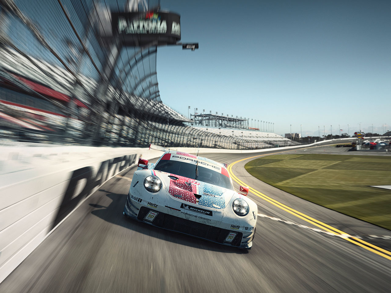 Porsche 24h of Daytona. A long night in Florida