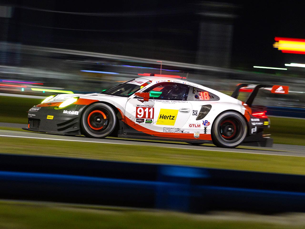 Porsche Daytona 2017: #NewStartingLine