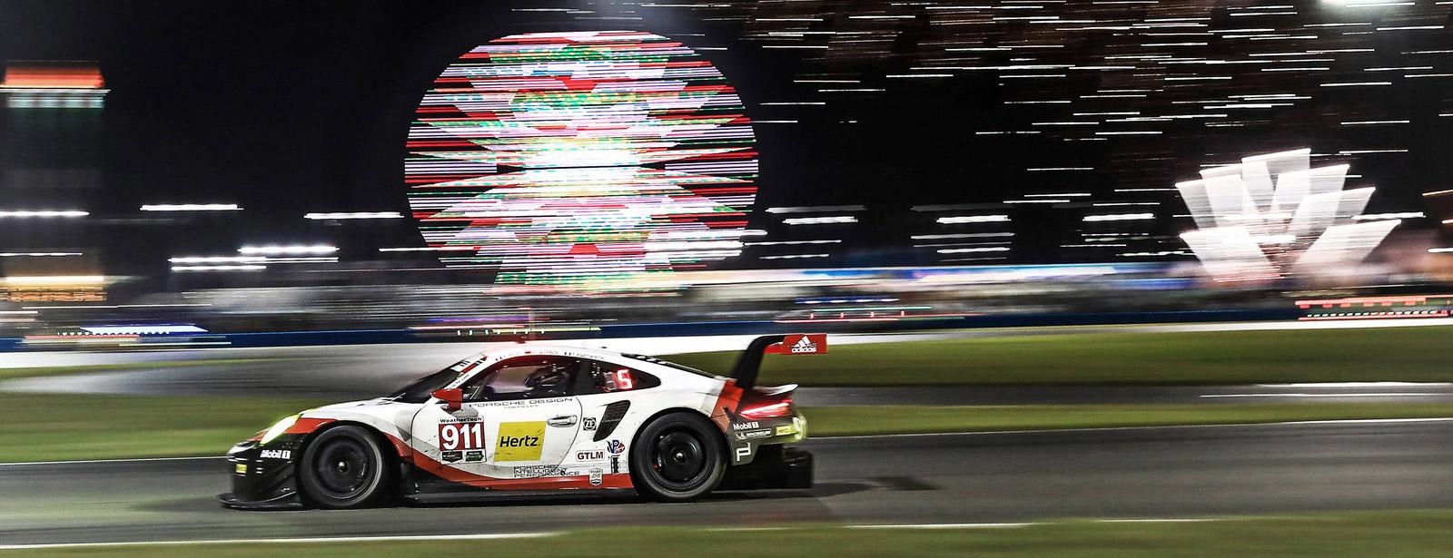 Porsche - Daytona 2017: #NewStartingLine