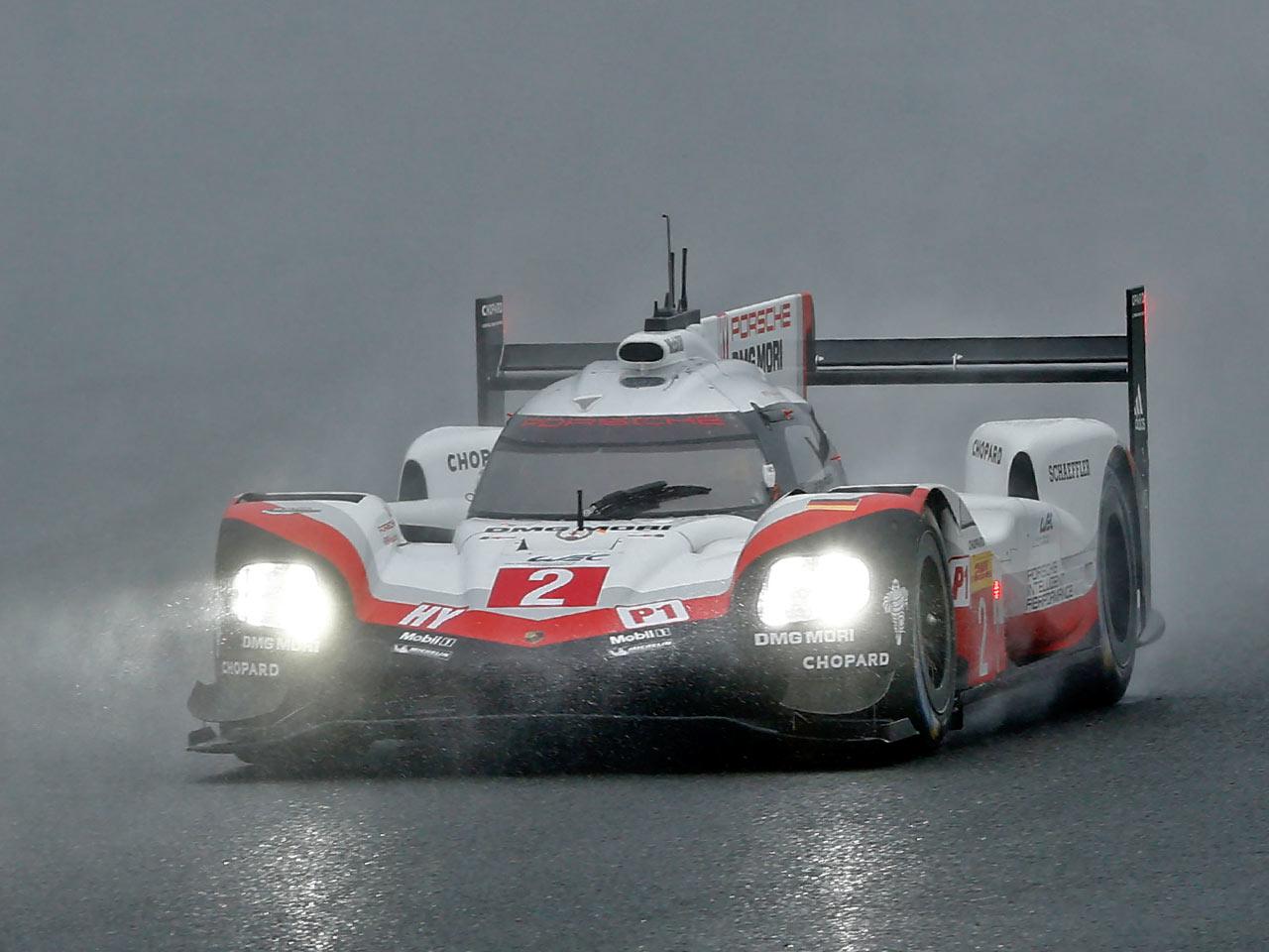 Porsche Race updates FIA WEC 2017