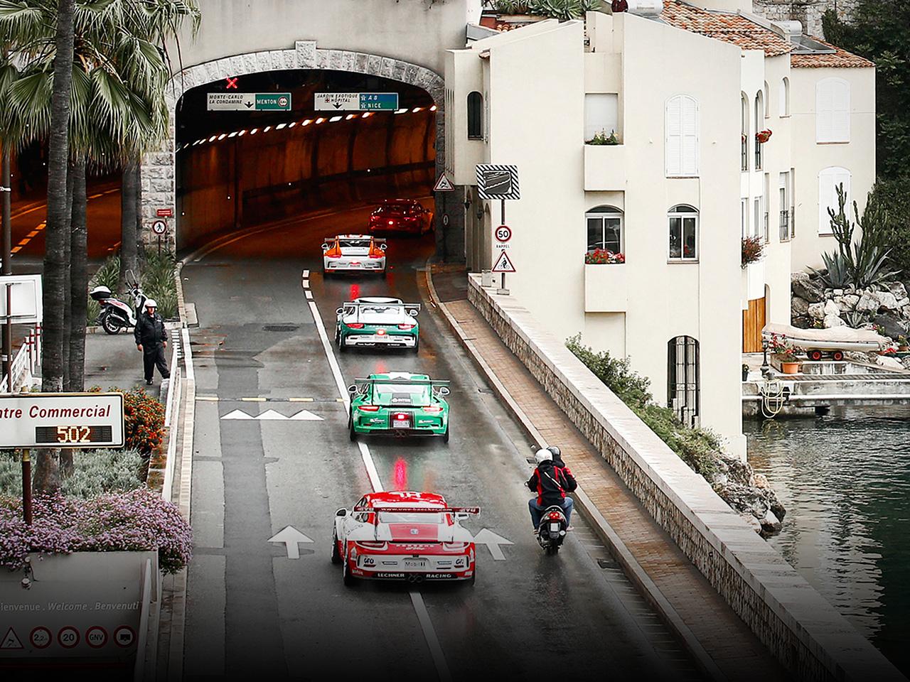 Porsche Manege frei