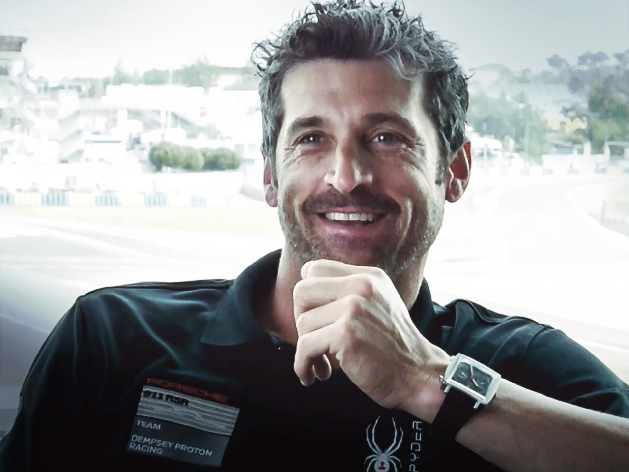 Porsche Patrick Dempsey: The interview