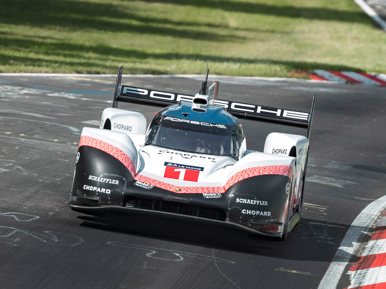 Porsche The 919 tribute on tour