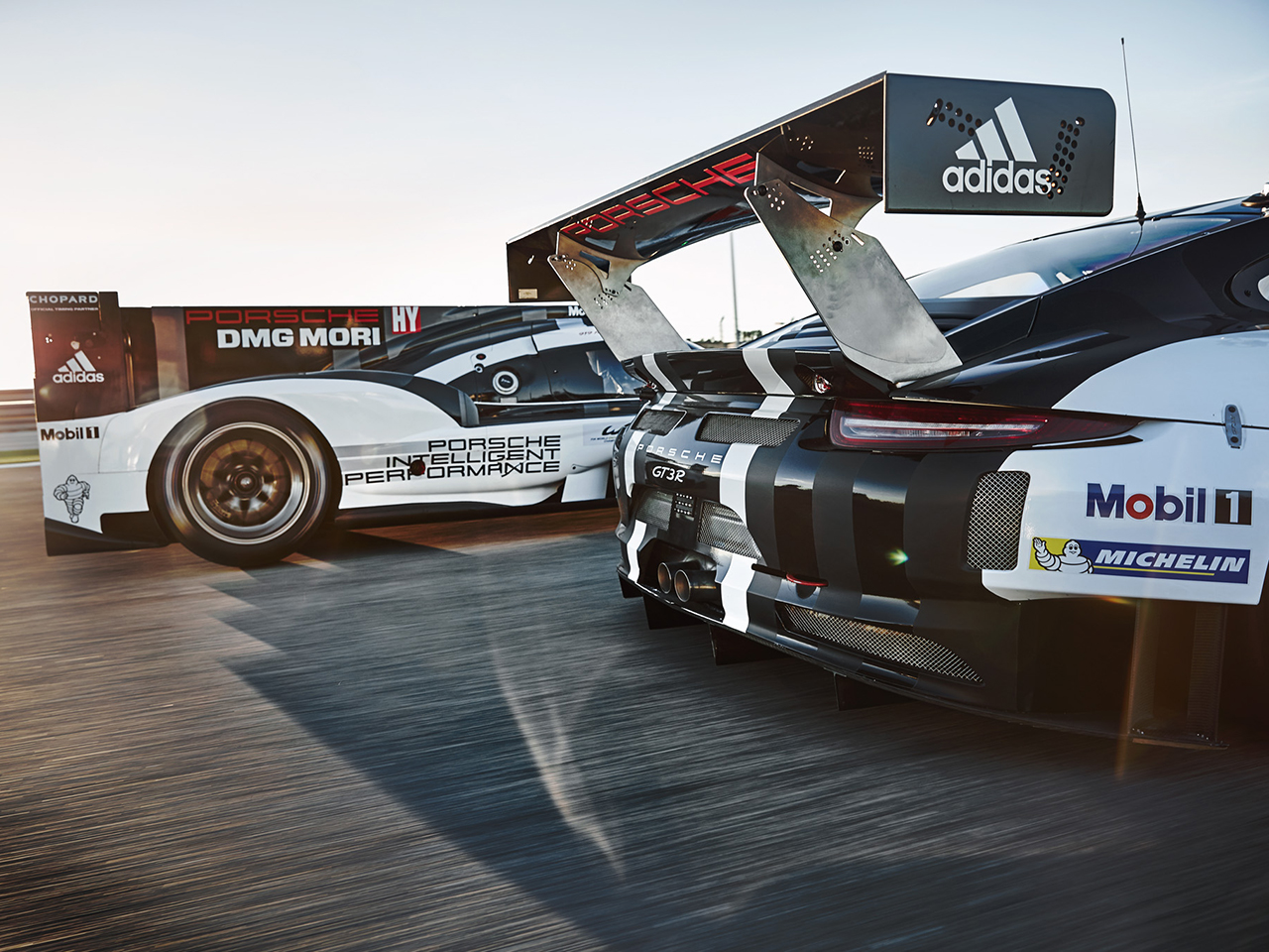 Porsche Experience and trust. Strong partners.