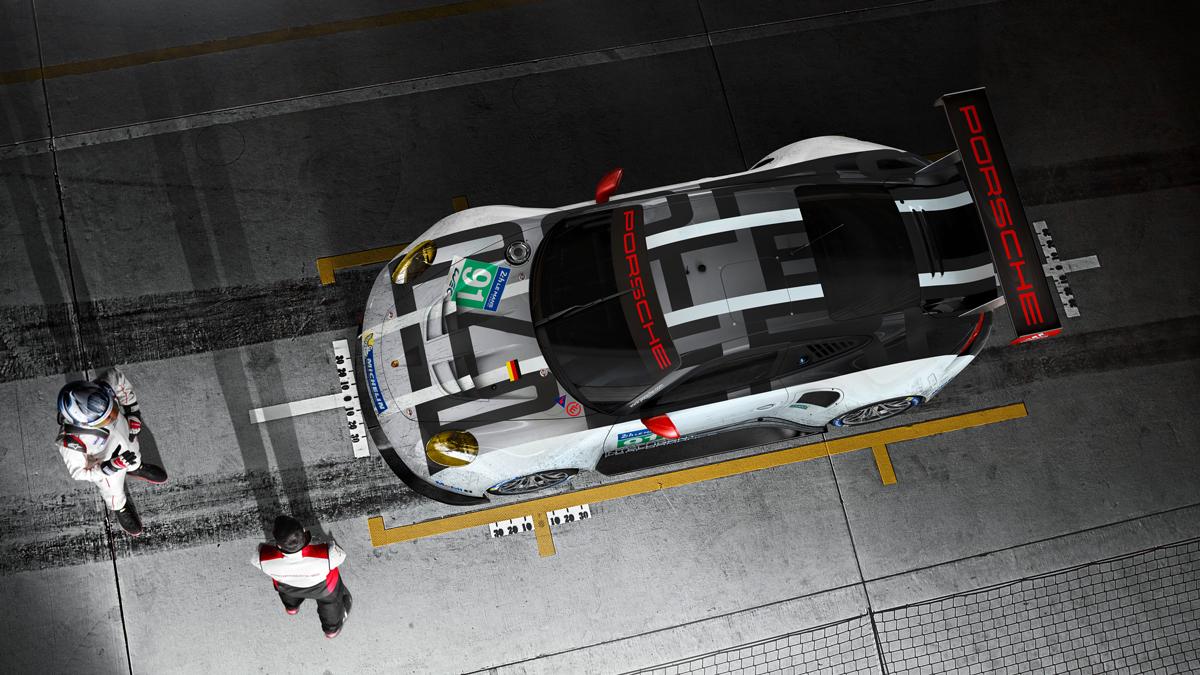 Porsche - 911 RSR Fascination Sportscar