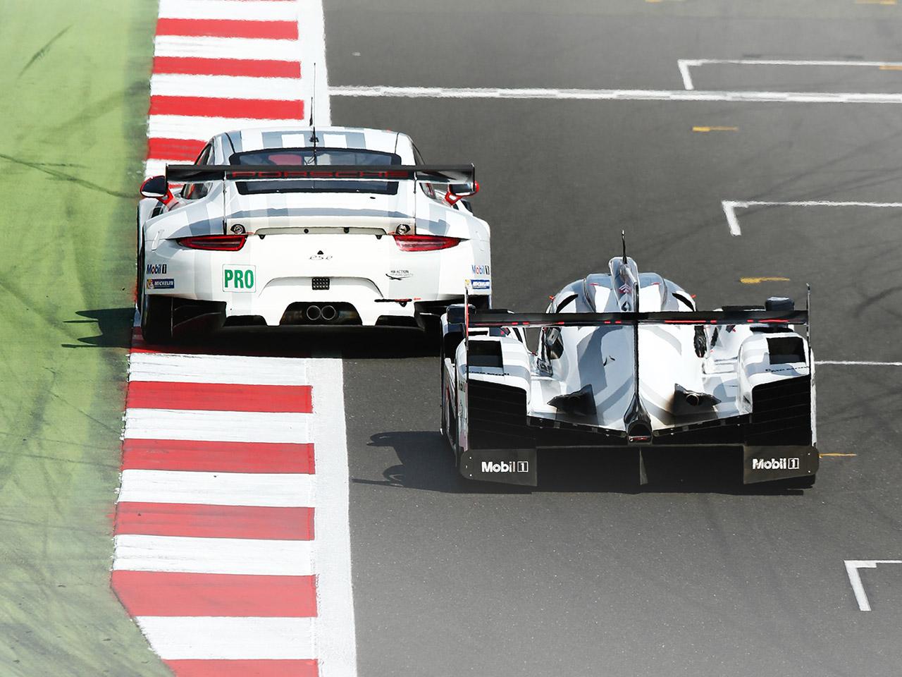 Porsche FIA WEC 6h of Silverstone: Kämpfer mit Herz