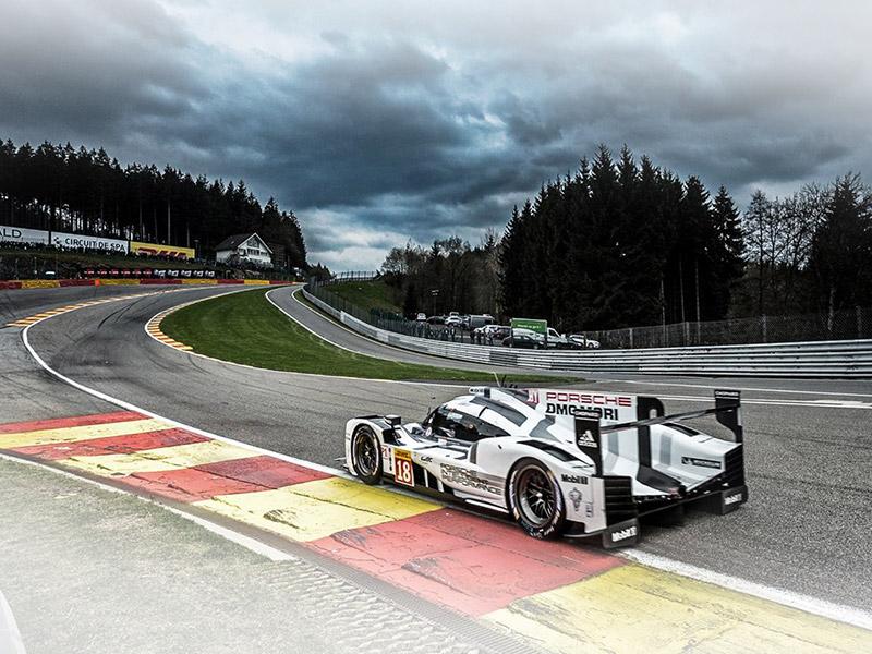 Porsche FIA WEC 6h of Spa-Francorchamps: Achterbahn